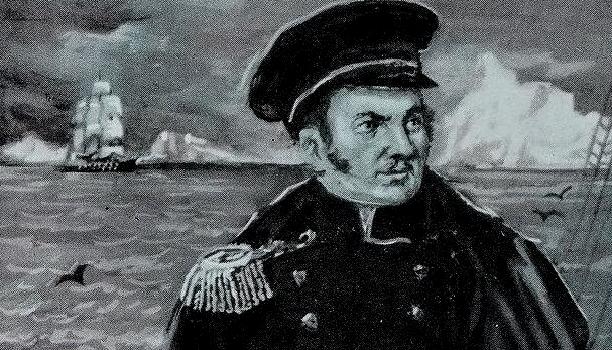 Беллинсгаузен и первые русские в Антарктике. Беллинсгаузен