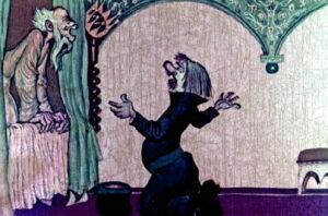 Сказка Иван-Верный и царевна