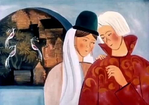 Сказка про старушку и сына Лаврушку