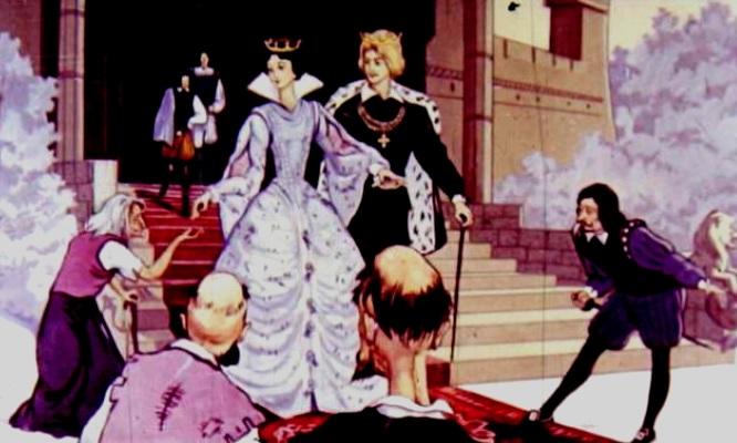 Сказка принцесса Чудо