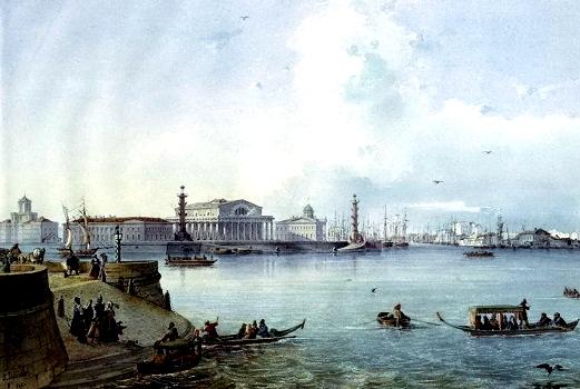 Окно в Европу и история русского севера