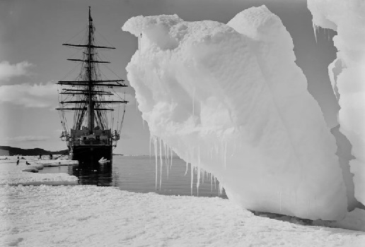 Роберт Фолкон Скотт и Антарктида