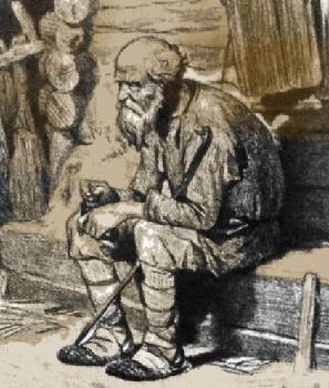 История одного блина – сказка XIX века