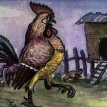 Сказка Никитушка и петушок