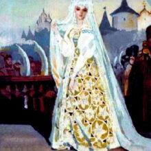 Сказка королевич и Гвоздичка