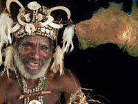 Жизнь и верования древних первобытных людей Австралии