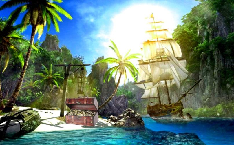 Остров сокровищ Кокос