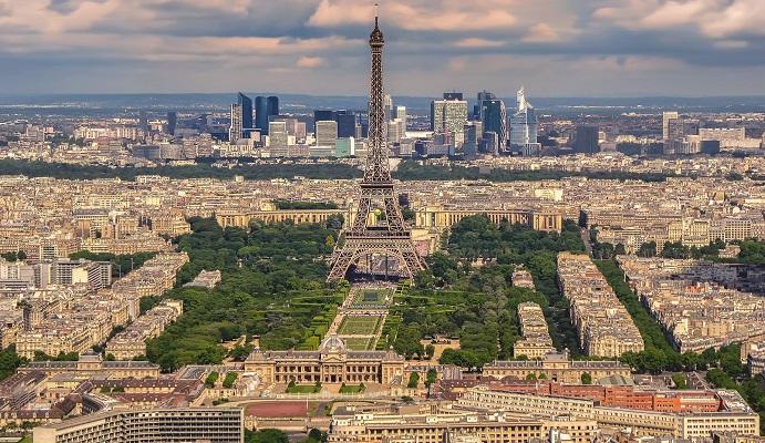 Эйфелева башня и история ее строительства