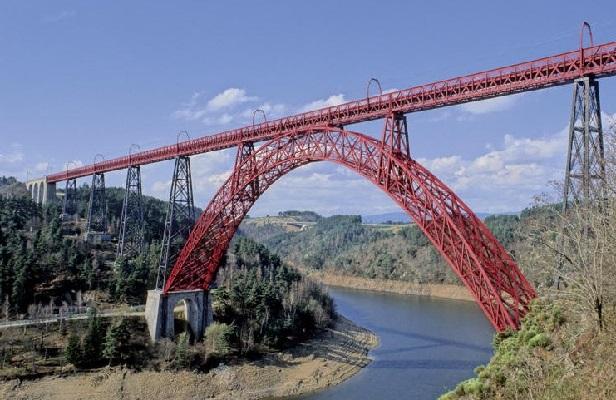 Эйфелева башня и история ее строительства.Мост-виадук Гарабитской долины