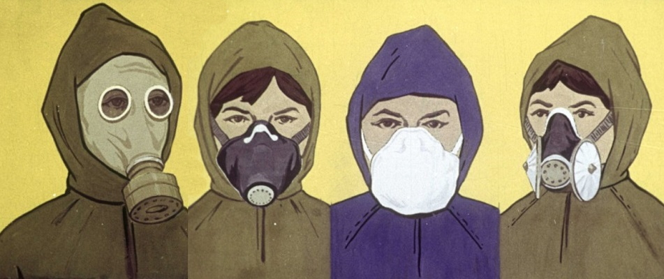Противовирусная маска и как ее изготовить самому