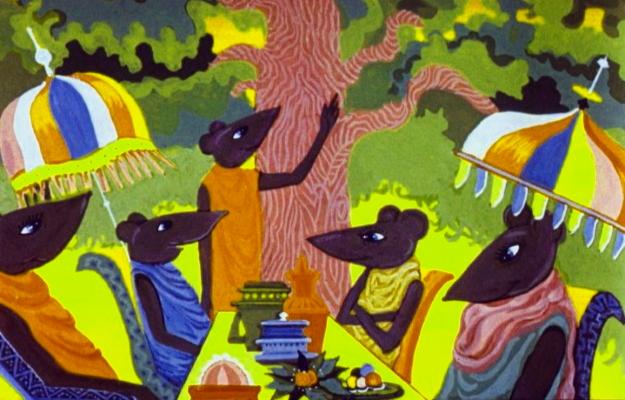 Сказка мышонок ищет невесту