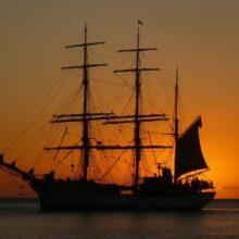 Пират — история XIX века