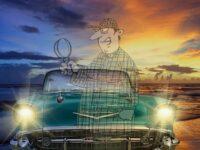 Загадка продажа старого автомобиля