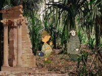 Загадка таинственный город в джунглях