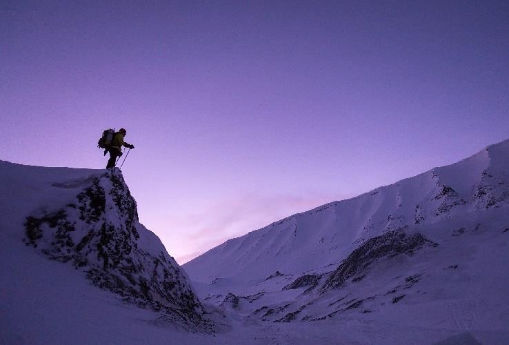 Загадка завещание альпиниста