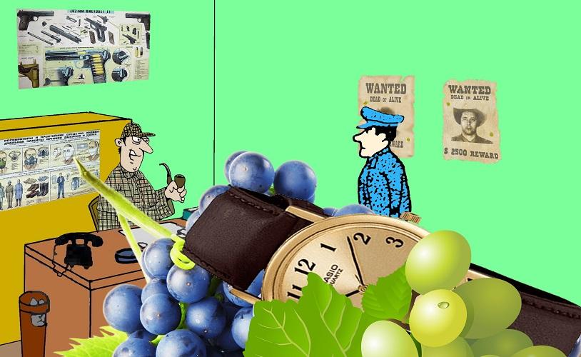 Загадка таинственные ценители напитков