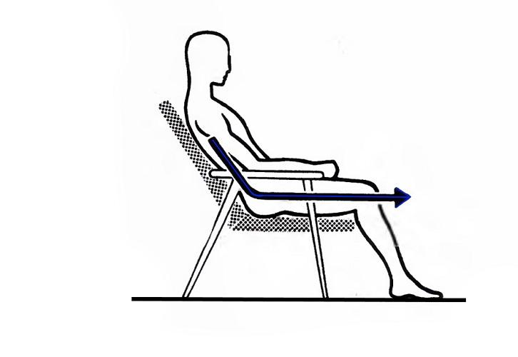 Осанка и как мы сидим